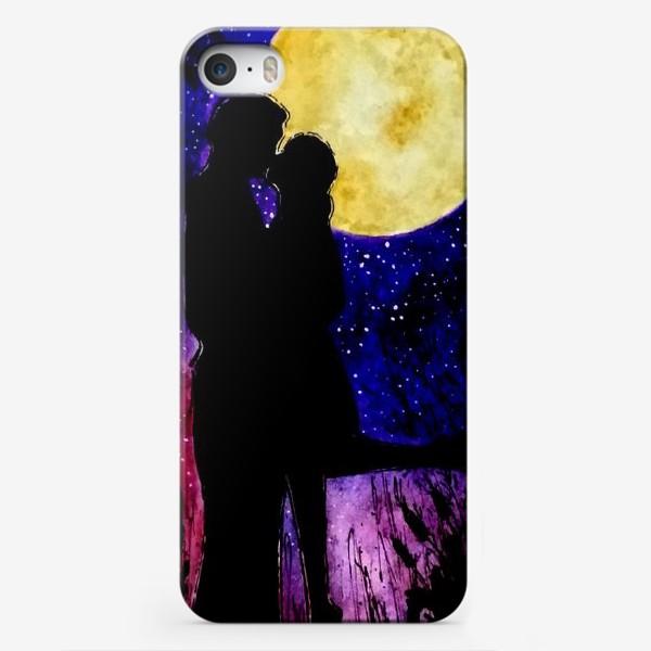 Чехол iPhone «Любовь - Love»