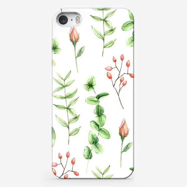 Чехол iPhone «Spring bloom»