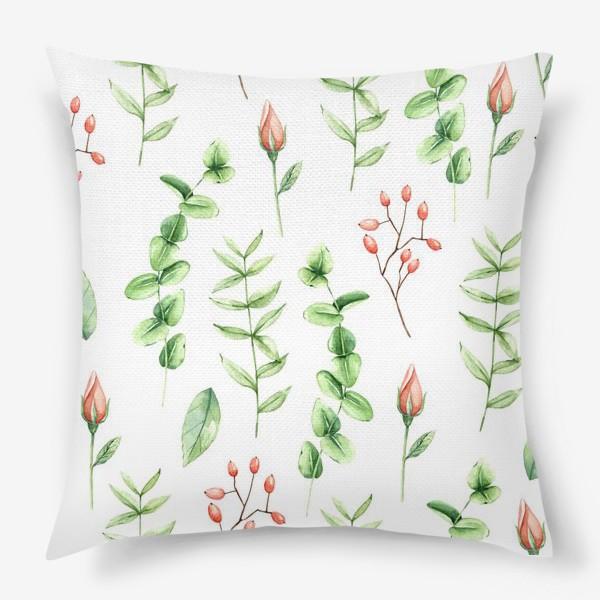 Подушка «Spring bloom»