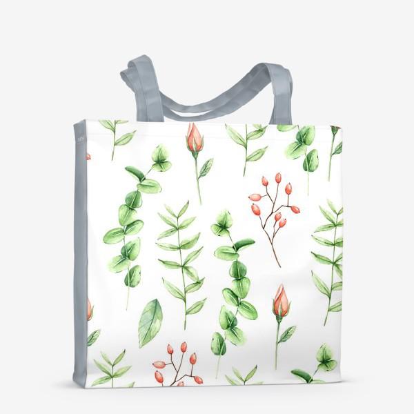 Сумка-шоппер «Spring bloom»