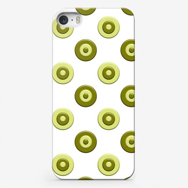 Чехол iPhone «полька »