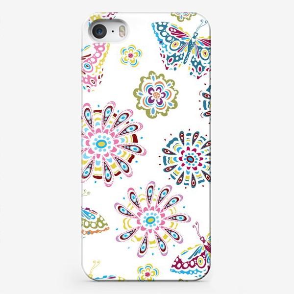 Чехол iPhone «Летние радости»