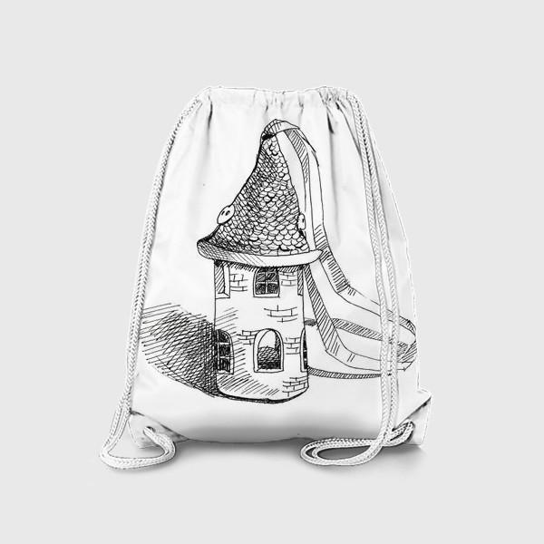 Рюкзак «Колокольчик-домик»