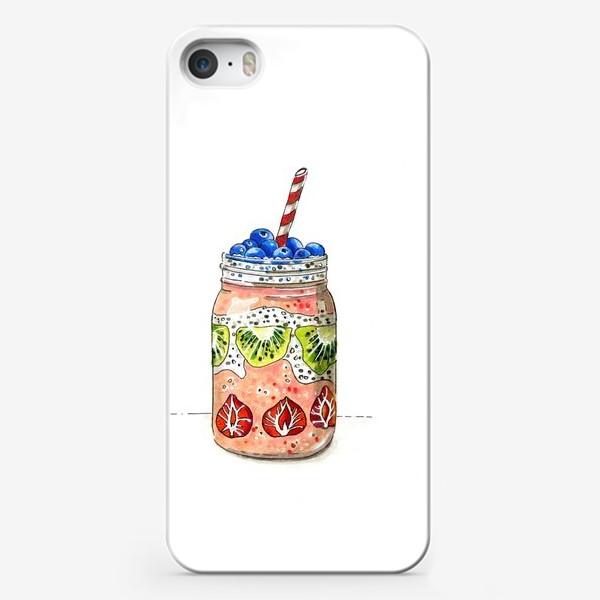 Чехол iPhone «ФРУКТОВЫЙ СМУЗИ»