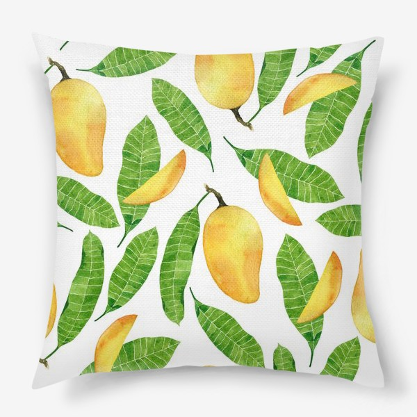 Подушка «Тропическое лето»