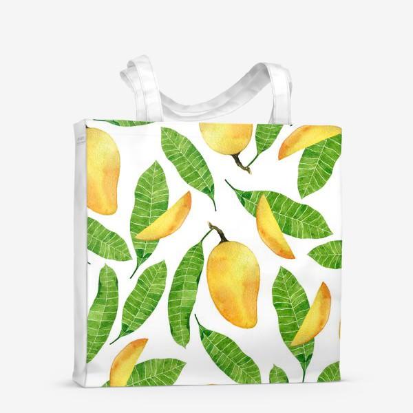 Сумка-шоппер «Тропическое лето»
