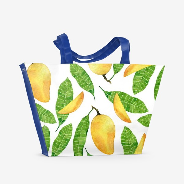 Пляжная сумка «Тропическое лето»