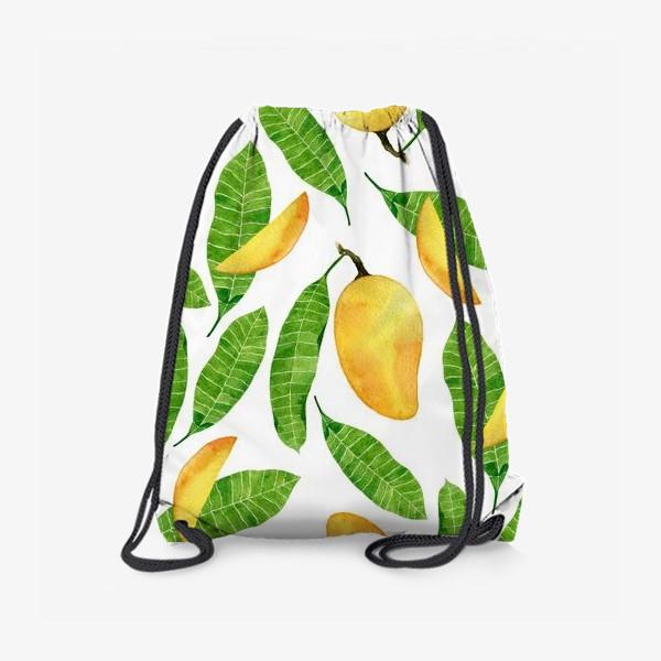 Рюкзак «Тропическое лето»