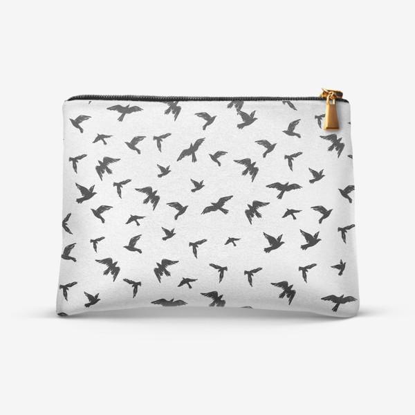 Косметичка «Птицы»