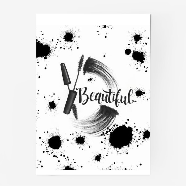 Постер «beautiful»