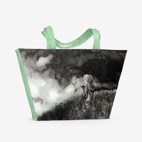 Пляжная сумка «Туман»