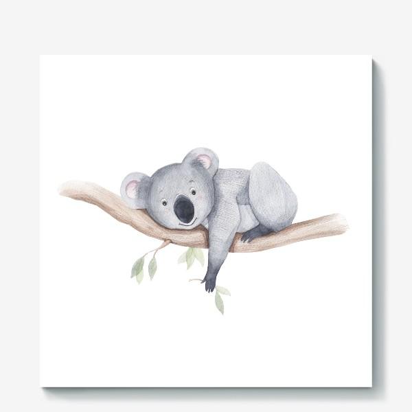 Холст «коала»