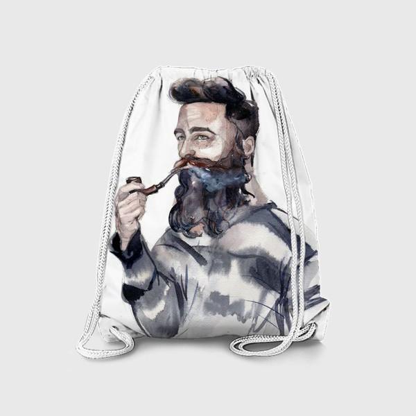 Рюкзак «Моряк с трубкой»