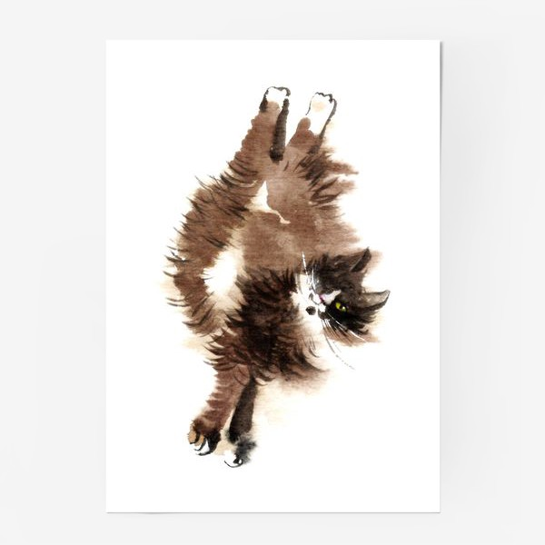 Постер «Кошка Фяо»