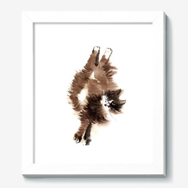 Картина «Кошка Фяо»