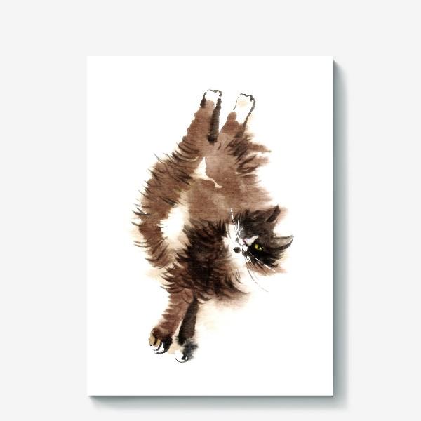 Холст «Кошка Фяо»