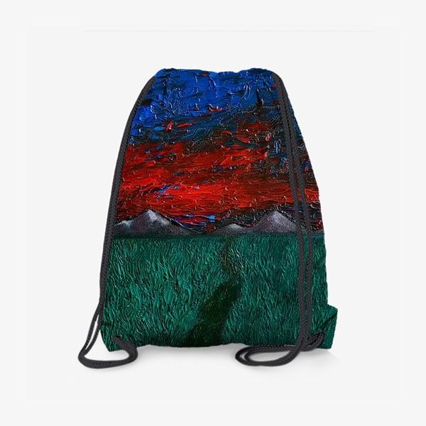 Рюкзак «По тропинке»