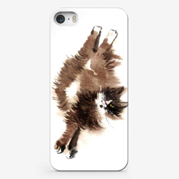Чехол iPhone «Кошка Фяо»