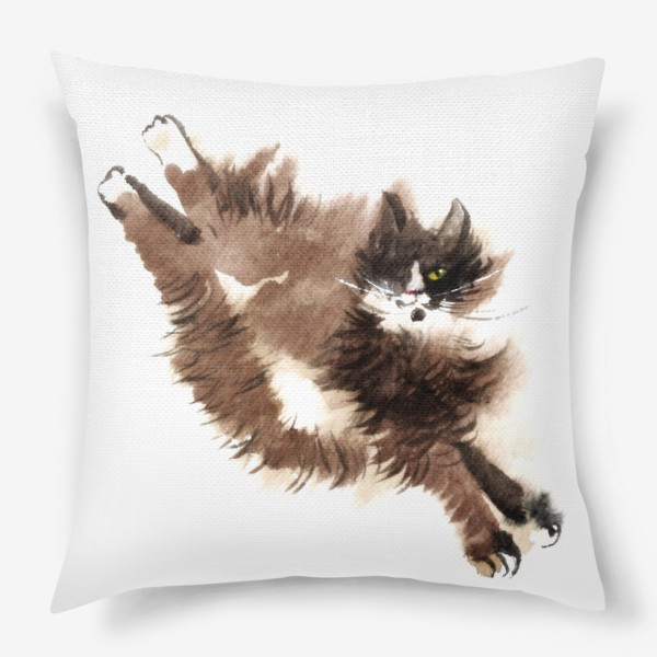 Подушка «Кошка Фяо»