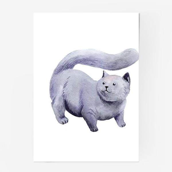 Постер «Кот Прохор»