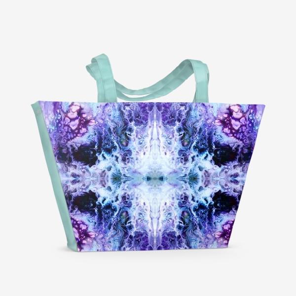 Пляжная сумка «Глубокий космос 1»