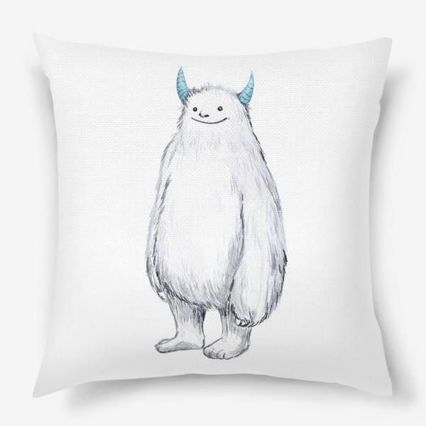 Подушка «YETI»