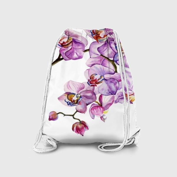 Рюкзак «орхидейка»