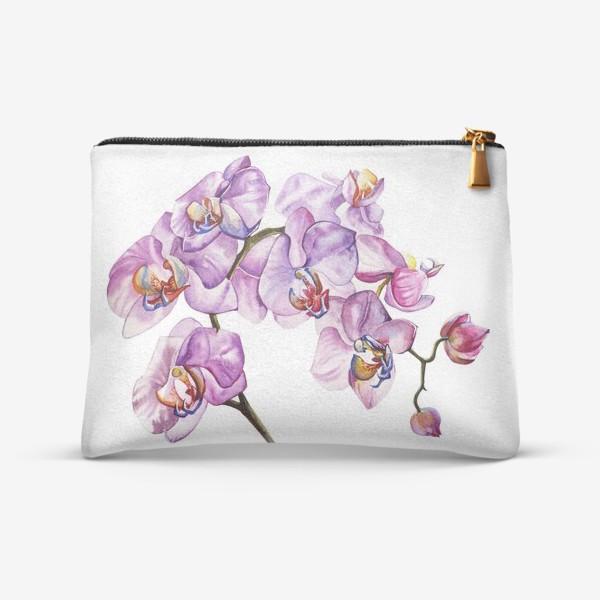 Косметичка «орхидейка»