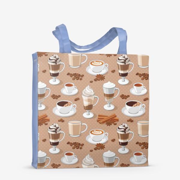 Сумка-шоппер «Кофемания»