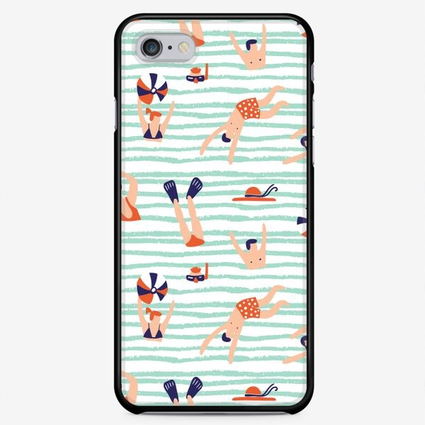 Чехол iPhone «Лето на море»
