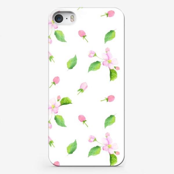 Чехол iPhone «Яблоня»