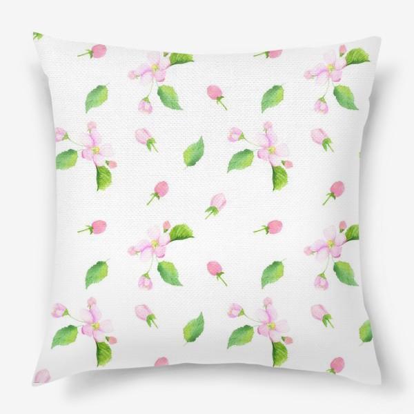 Подушка «Яблоня»