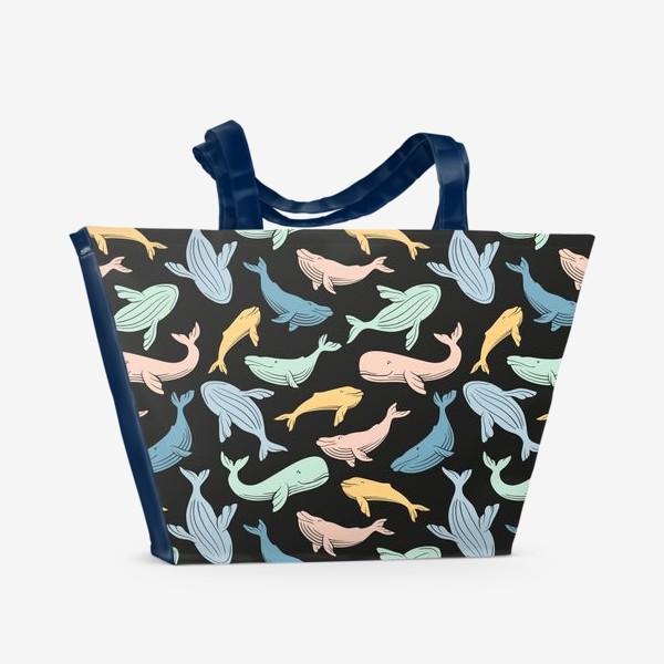 Пляжная сумка «Китята»