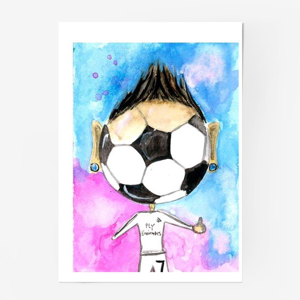 Постер «Роналдо»