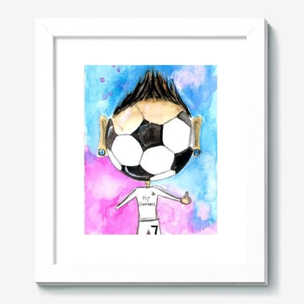 Картина «Роналдо»
