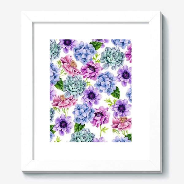 Картина «Flower Buds»