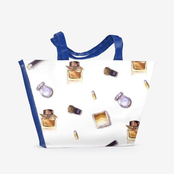 Пляжная сумка «Набор Косметики»