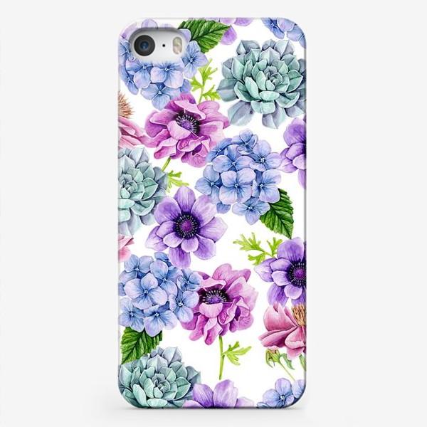 Чехол iPhone «Flower Buds»