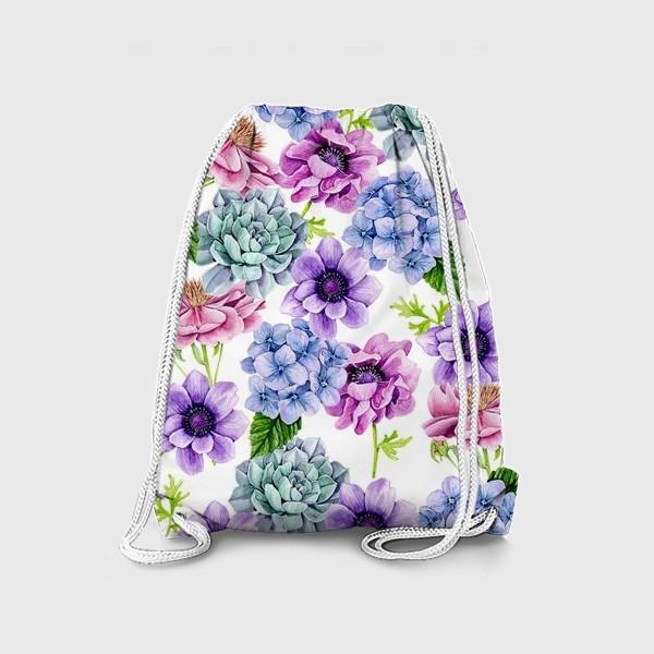 Рюкзак «Flower Buds»