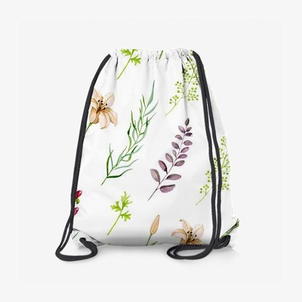 Рюкзак «Flower Buds 3»
