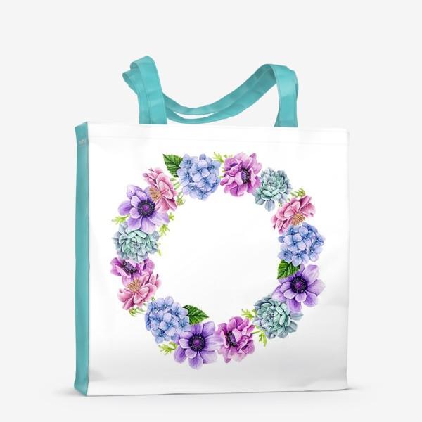 Сумка-шоппер «Flower Buds 4»