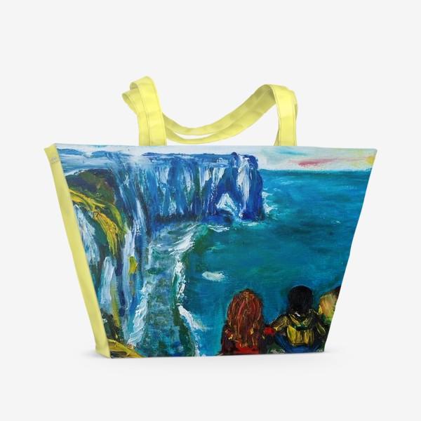 Пляжная сумка «Etretat»