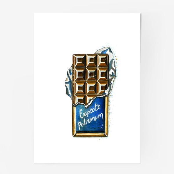 Постер «ШОКОЛАДКА»