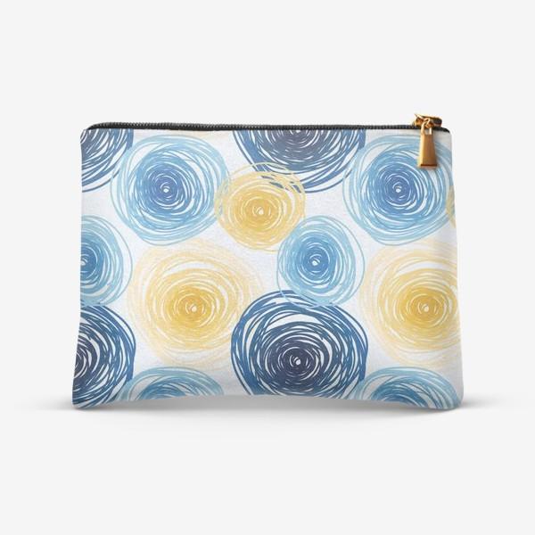 Косметичка «Pattern Van Gogh style»