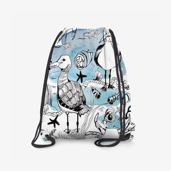 Рюкзак «чайки»