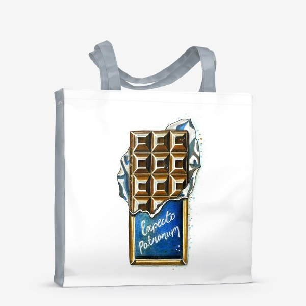Сумка-шоппер «ШОКОЛАДКА»