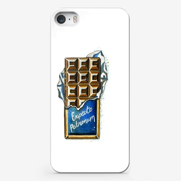 Чехол iPhone «ШОКОЛАДКА»