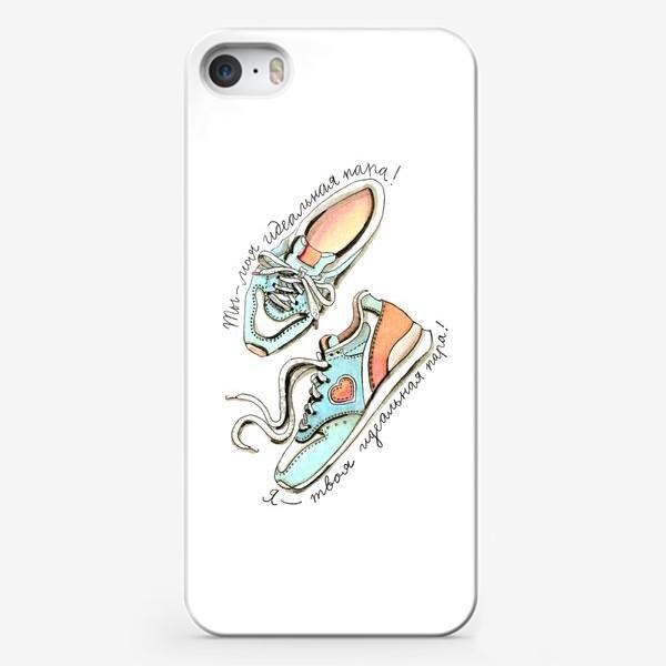 Чехол iPhone «ИДЕАЛЬНАЯ ПАРА»