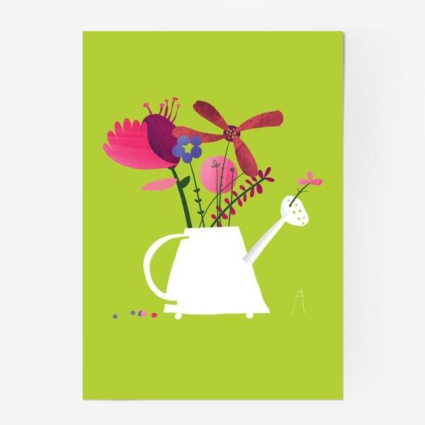 Постер «цвет»