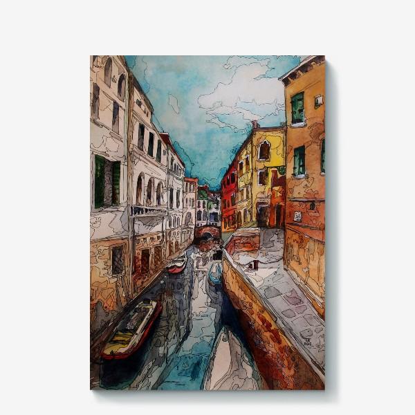 Холст «Венеция»